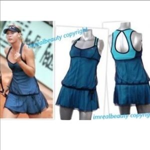 Nike dress with support bra sizeS